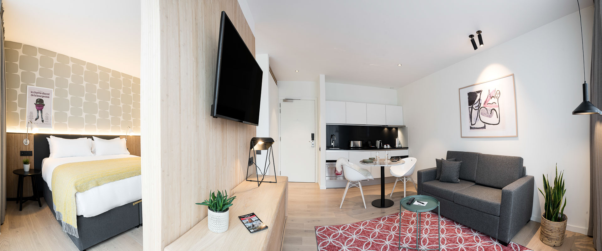 Spacious Penthouse Apartments PREMIER SUITES PLUS Antwerp