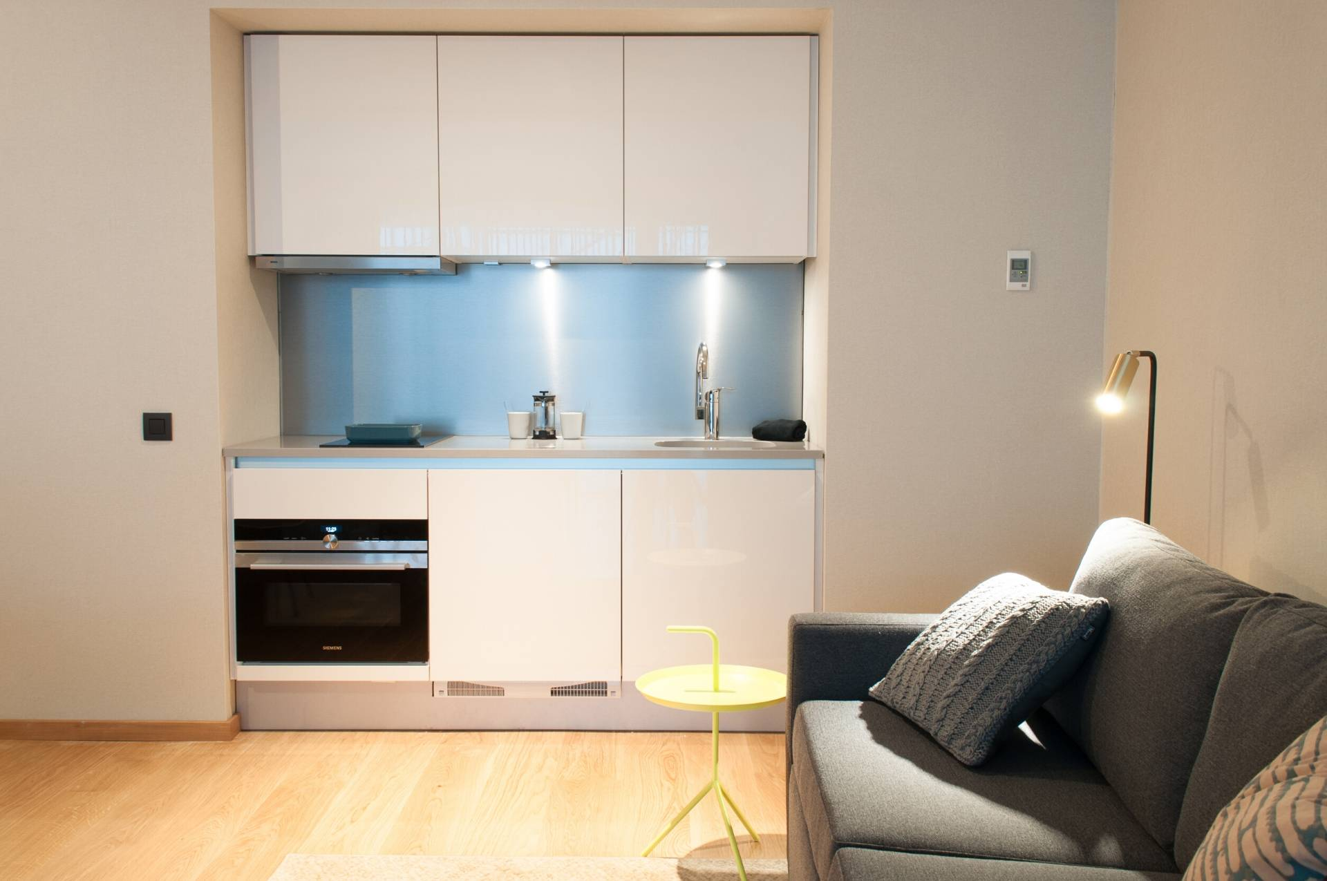 Kitchenette PREMIER SUITES PLUS Antwerp